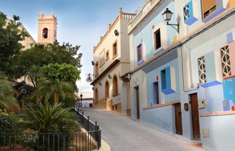 Ruta por Calpe, Pueblos más bellos de Alicante.