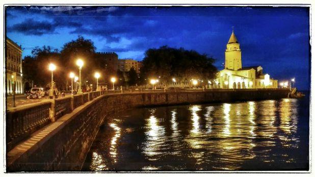 Grandes ciudades asturianas