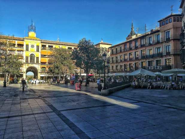 tour turístico por Toledo