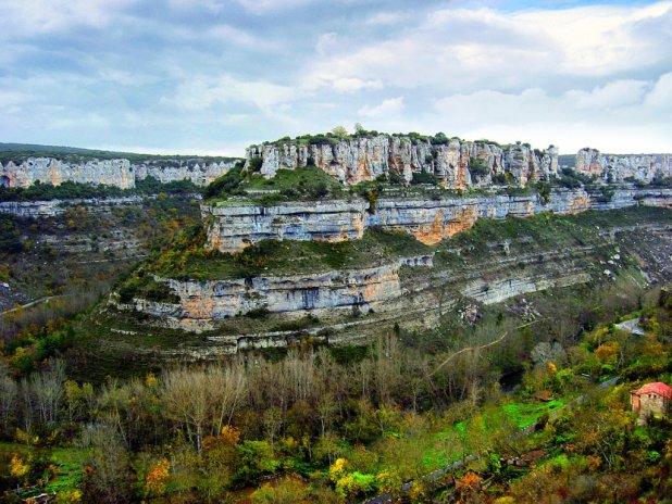 Parque Natural de las Hoces del Alto Ebro y Rudrón