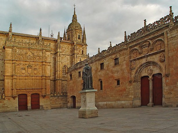 Ruta por Salamanca