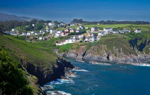 Costa Oeste de Asturias