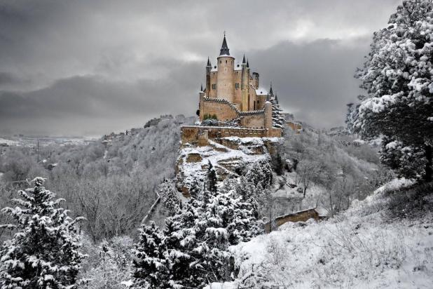 ruta por Segovia