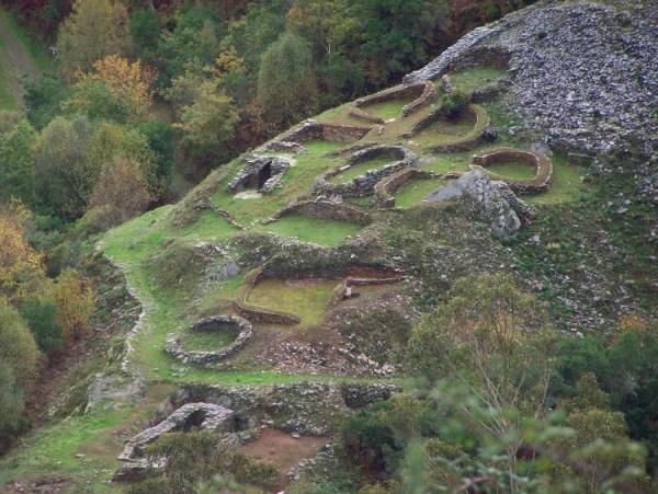 ruta por los castros de Asturias