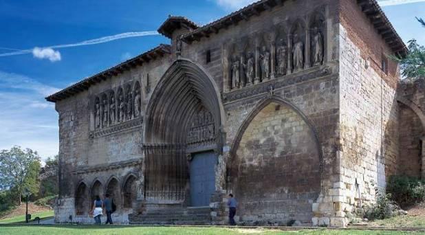 que ver en Estella. Iglesia del Santo Sepulcro