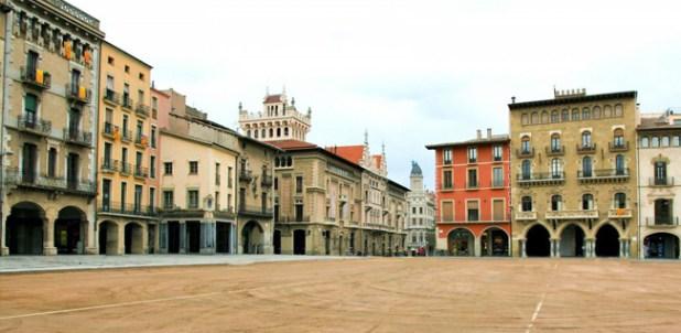 Plaza de Vic