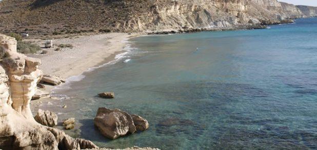 Playas desconocidas de Almería