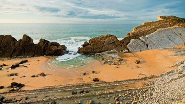 Playas secretas de Cantabria