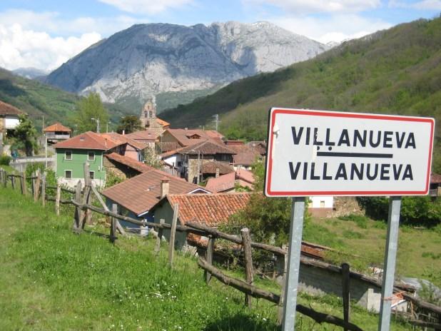Villanueva de Teverga
