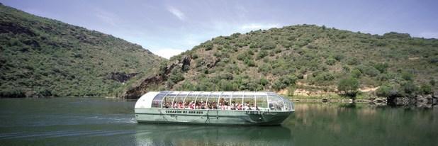 Visita en crucero Fluvial por los Arribes del Duero