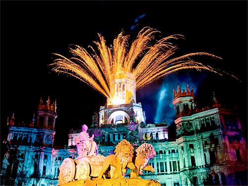 Planes baratos en Madrid para Navidad