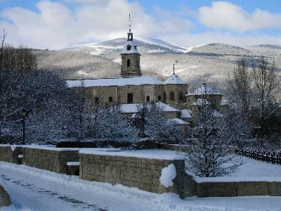 ruta por Rascafría. Monasterio del Paular