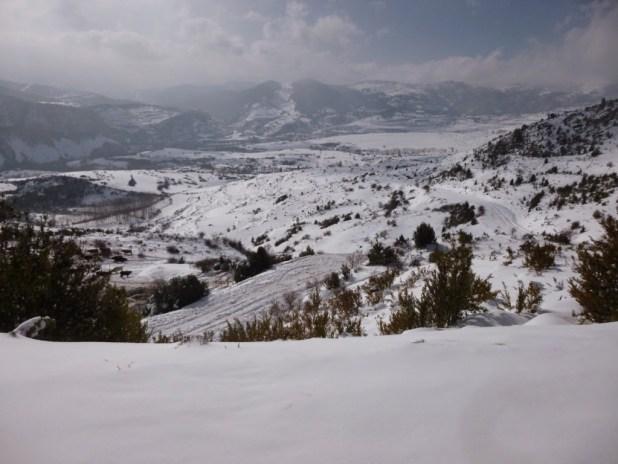 Los Pueblos Más fríos de España