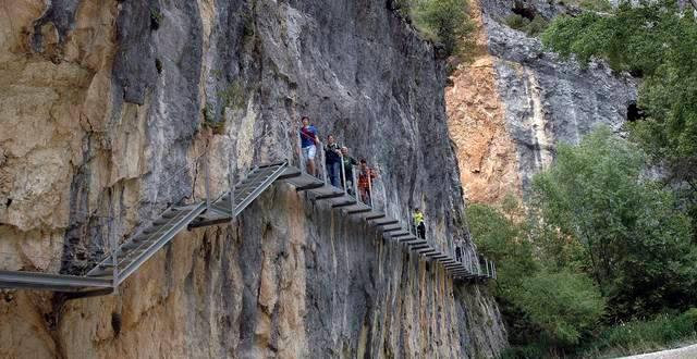 El cañón del río Vero, una nueva aventura - Buscarutas.com