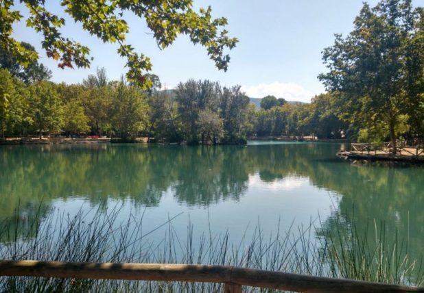 como llegar al Lago de Anna