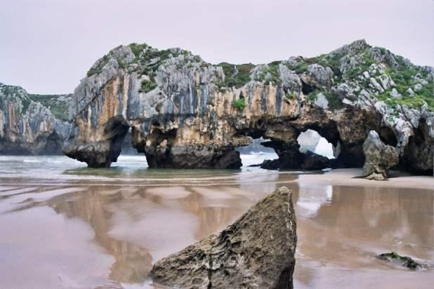 Playas escondidas de Asturias