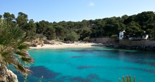 Playas escondidas de Mallorca