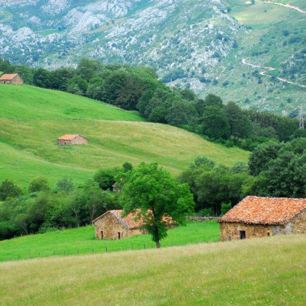 rutas de senderismo en el Valle del Nansa