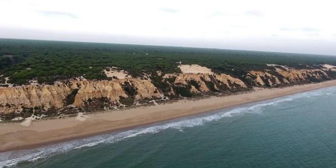 Playa del Parador de Mazagón