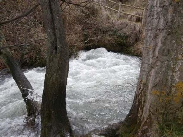 Nacimiento del río Queiles