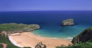 La playa de Ballota, Playas de Llanes