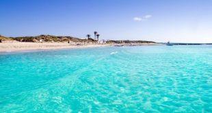 Playa de Ses Illetes. Playas de España