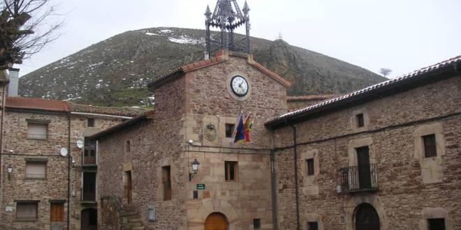 Plaza de Viniegra de Arriba