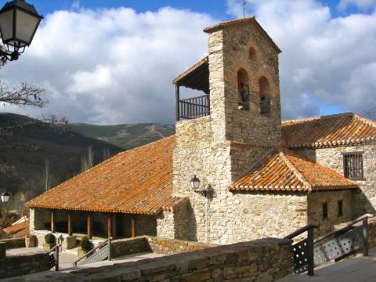 Iglesia de Puebla de la Sierra