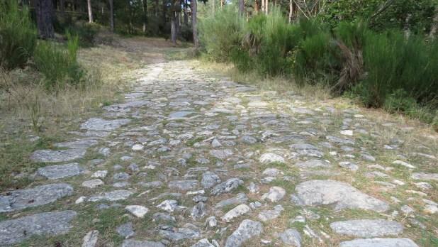 Calzada Romana de Guadarrama