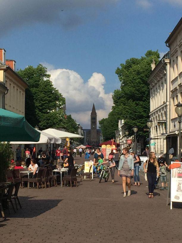 Potsdam Ciudad