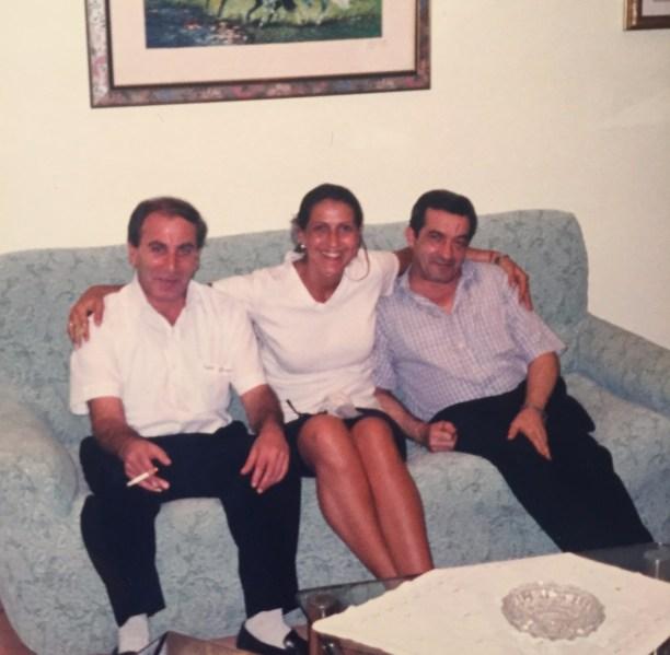 La dueños del hotel de Cosenza que se creían mis padres