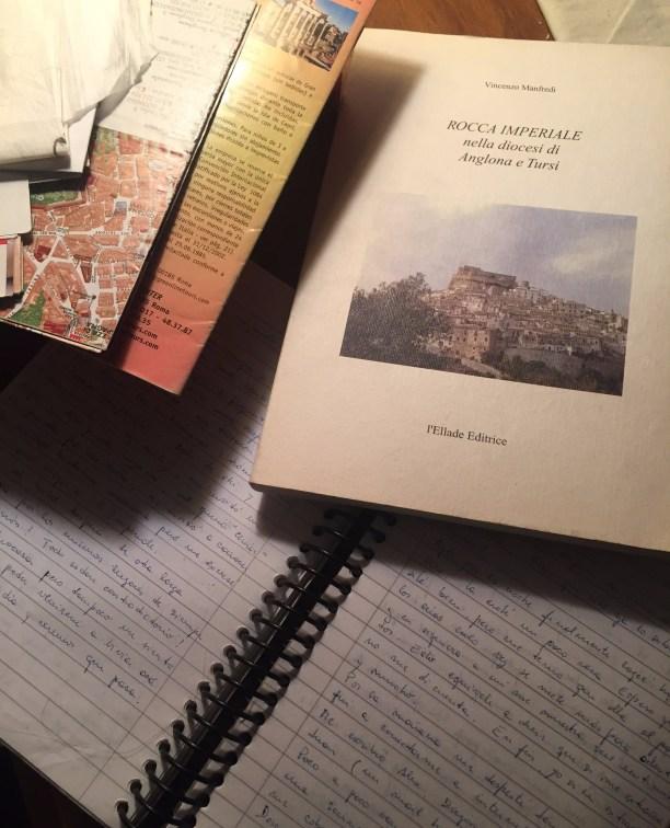 Un diario lleno de recuerdos
