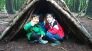Outdoor kids birthday party cardiff