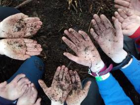 Outdoor learning Wales