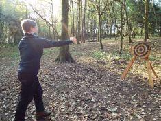 Axe throwing Cardiff