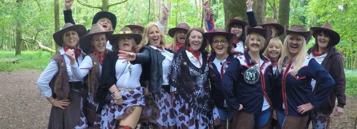 hen party near Cardiff