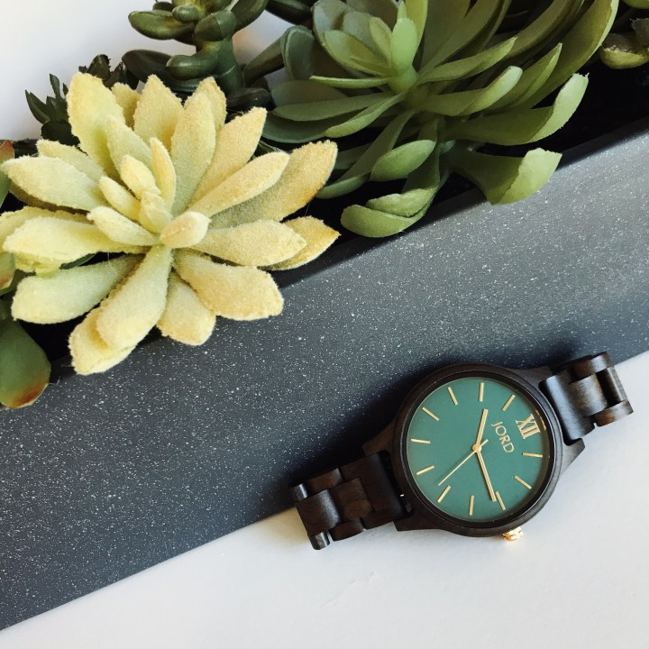 Beautiful Wood Watches + Giveaway!