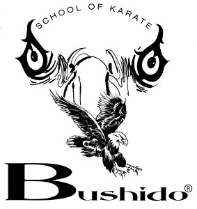 bushido Karate registered logo
