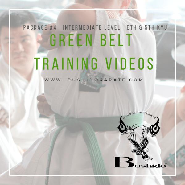 green belt video cover