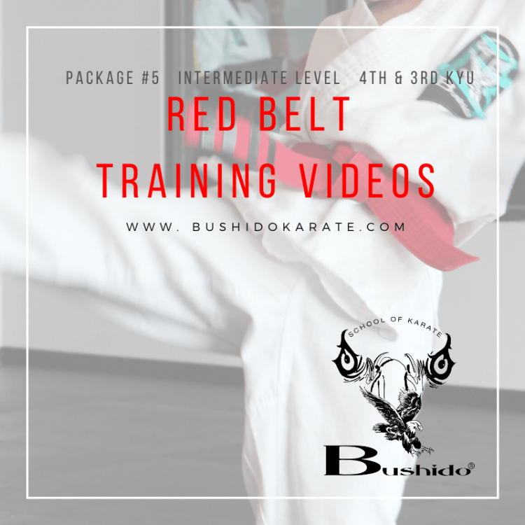 red belt video cover