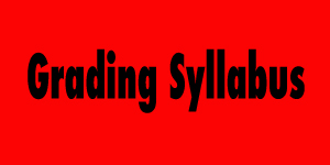 Bushido Grading Syllabus