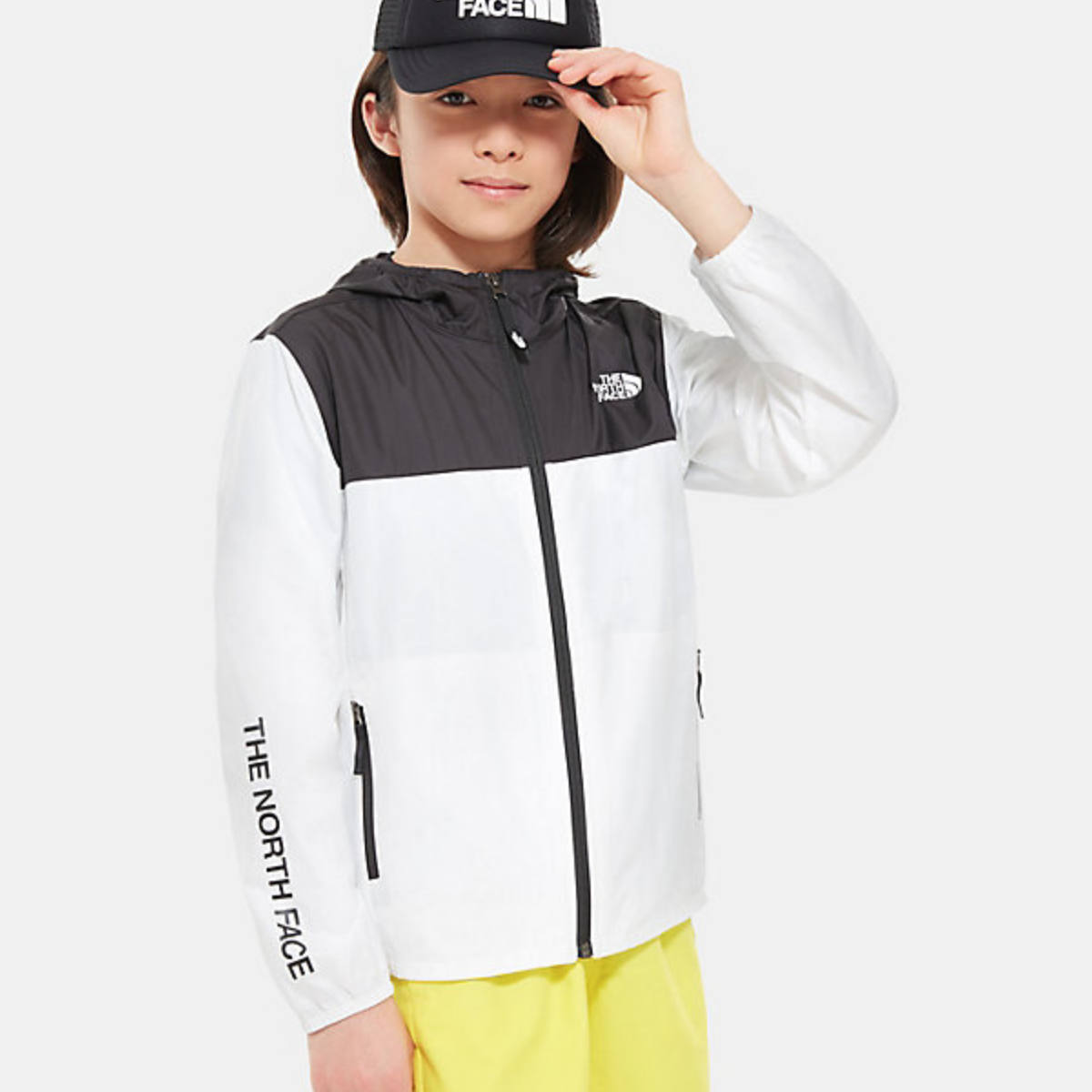 The North Face Giacca A Vento Bambini Reactor