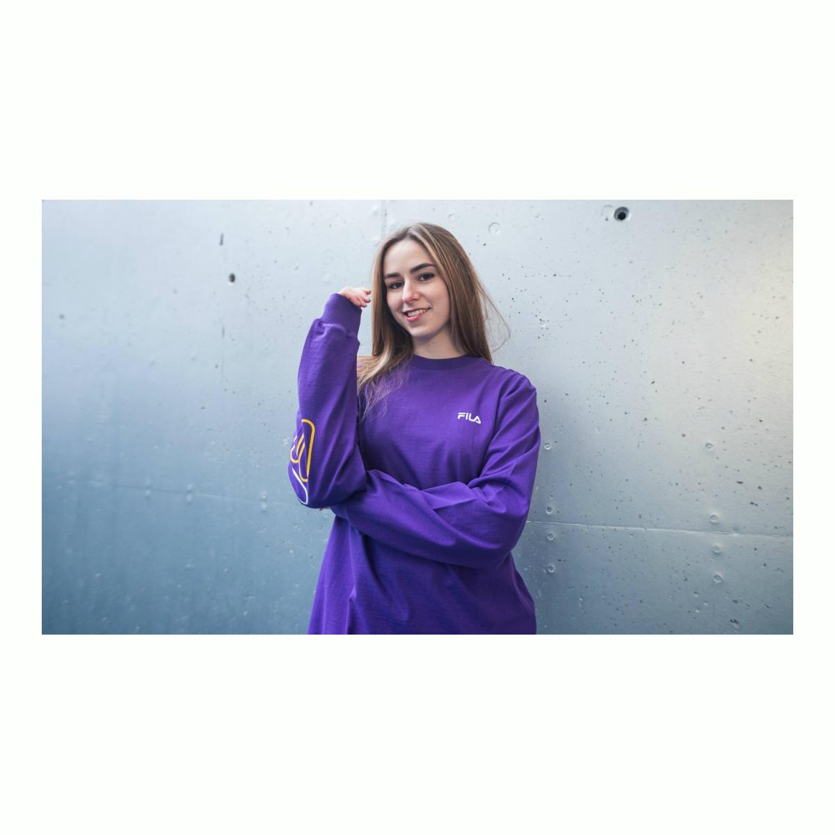 Fila|Callum Ls Shirt