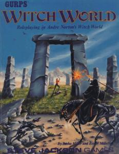 Witch World game