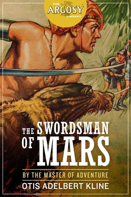 swordsman of mars