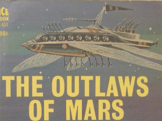 Outlaws of Mars