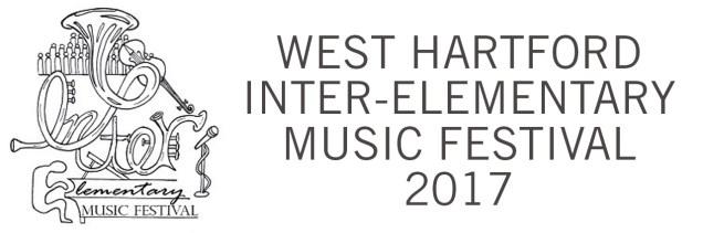 Image result for WEST HARTFORD INTER-ELEMENTARY MUSIC FESTIVAL 2017