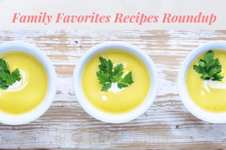 family favorites recipes