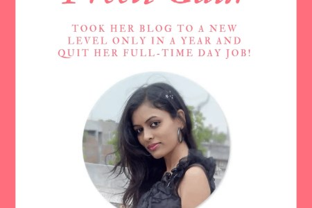 What Preeti Gaur Says About Successful Blogging.
