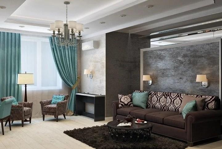 spring home decor curtains